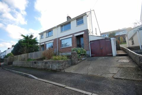 3 bedroom semi-detached house for sale - North View Avenue, Bideford