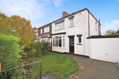 3 bedroom semi-detached house for sale - Fairfield Road, Fairfield, Stockton, TS19 7AJ