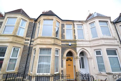 2 bedroom terraced house for sale - Tewkesbury Street, Cathays, Cardiff, CF24