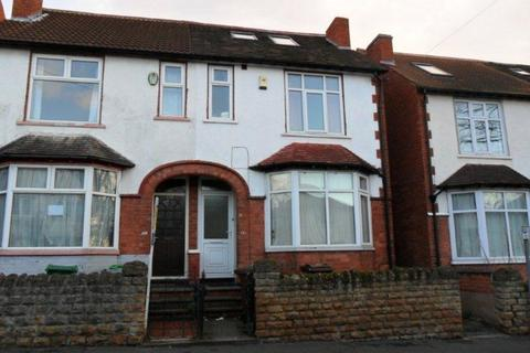 7 bedroom semi-detached house to rent - Rolleston Drive, Lenton