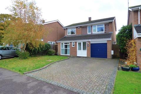 4 bedroom detached house to rent - Brompton Gardens, Luton, LU3 3QT
