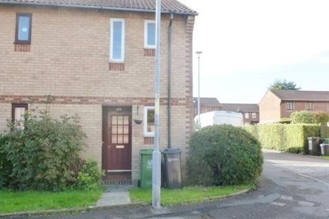 1 bedroom semi-detached house to rent - Corby Crescent, Anchorage Park, Portsmouth, PO3 5UN