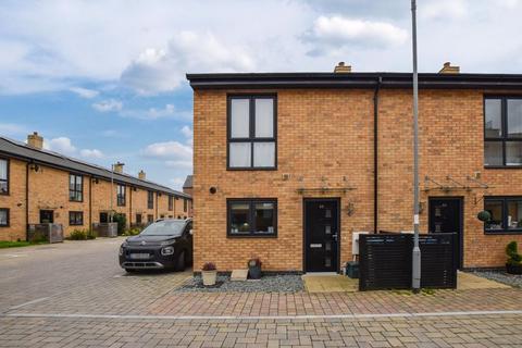 2 bedroom end of terrace house for sale - Brooks Mews, Aylesbury