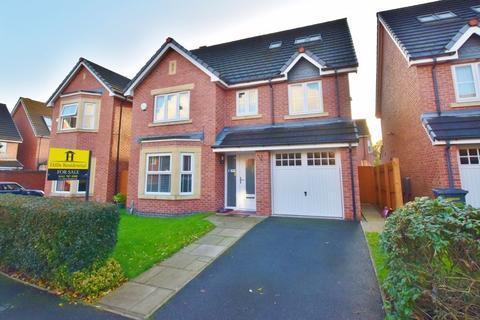 6 bedroom detached house for sale - Greenwood Place, Ellesmere Park