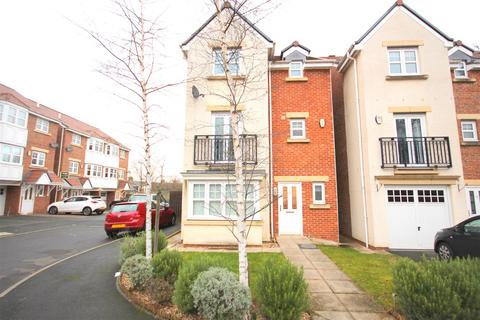 5 bedroom townhouse to rent - Cheveley Court, Durham