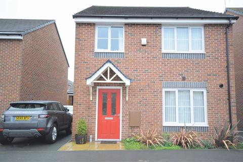 4 bedroom detached house for sale - Blundell Drive, Stone