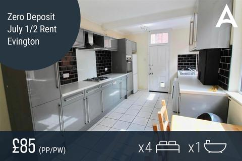 4 bedroom house to rent - Tennyson Street, Leicester