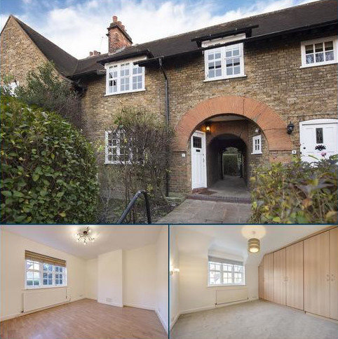 3 bedroom terraced house to rent - ASMUNS PLACE, HAMPSTEAD GARDEN SUBURB, NW11