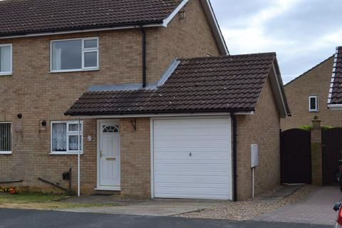 2 bedroom semi-detached house to rent - Southfields, Sleaford, Lincolnshire