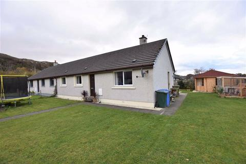 3 bedroom semi-detached bungalow for sale - Moffat Square, Scourie, Sutherland