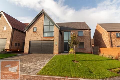 4 bedroom detached house for sale - Plot 16, Valley View, Retford