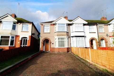 3 bedroom end of terrace house for sale - Standard Avenue, Tile Hill, Coventry