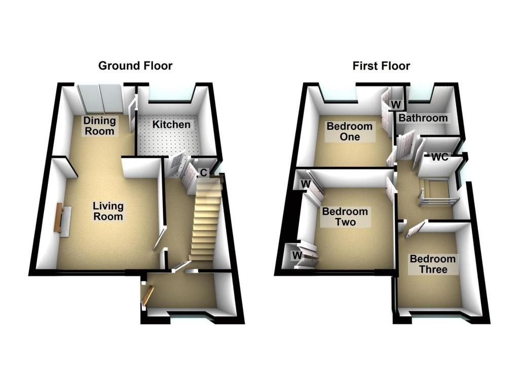 Floorplan: 5 Hotspur Street, North Shields.JPG