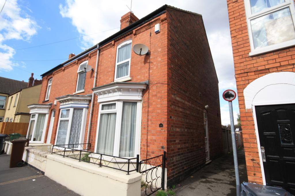 3 Bedrooms End Of Terrace House for sale in Kirkby Street, Lincoln, LN5