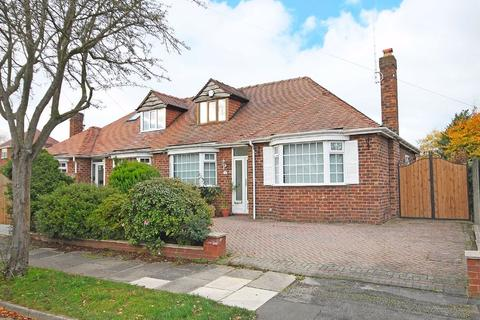 4 bedroom semi-detached bungalow for sale - Ridge Avenue, Hale Barns, Cheshire
