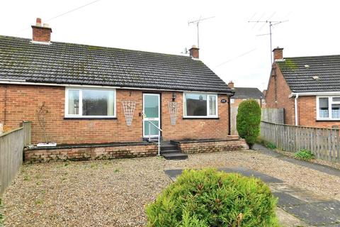 2 bedroom semi-detached bungalow for sale - Queen Elizabeth Avenue, Gaywood, King's Lynn