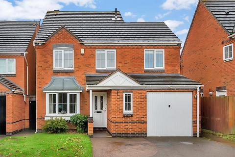 4 bedroom detached house for sale - Rosslyn Avenue, Mountsorrel, Loughborough