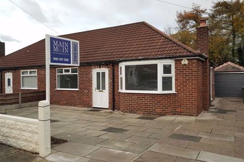 2 bedroom semi-detached bungalow for sale - Peakdale Avenue, Heald Green