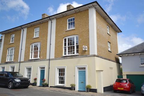 4 bedroom end of terrace house for sale - Wadebridge Square, Poundbury, Dorchester