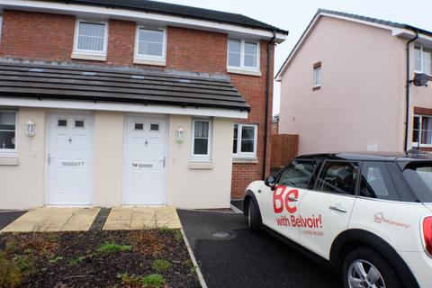 2 bedroom semi-detached house to rent - Morris Drive, Pentrechwyth, Swansea, SA1 7EG