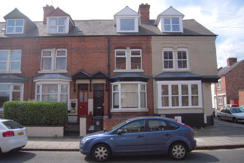 5 bedroom terraced house to rent - Knighton Fields Road East, Leicester LE2 6DP