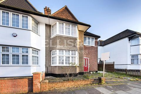3 bedroom semi-detached house for sale - Golders Gardens, London, NW11