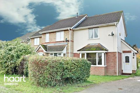 2 bedroom end of terrace house for sale - Redwing Drive, Wisbech