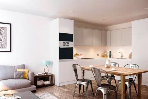 1 bedroom flat for sale - Cedarwood Square, The Timberyard, 125-127 Evelyn Street, London, SE8