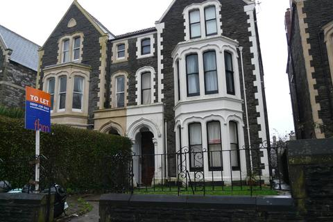 Studio to rent - Cathedral Road (Flat 11), Pontcanna, Cardiff