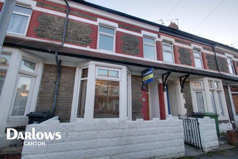 3 bedroom terraced house for sale - Westmoreland Street, Cardiff