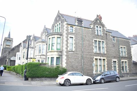 Studio to rent - Cathedral Road (Flat 4), Cardiff