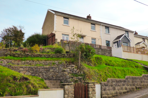 3 bedroom semi-detached house for sale - Heol Llwynffynon, Llangeinor, Bridgend CF32