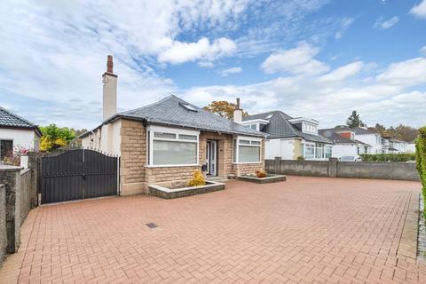 4 bedroom detached bungalow for sale - 60 Evan Drive, Giffnock, G46 6NQ