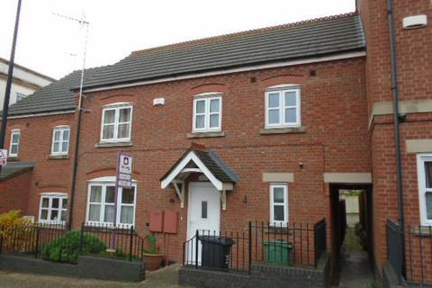 3 bedroom house to rent - Hallam Fields Road, Leicester LE4
