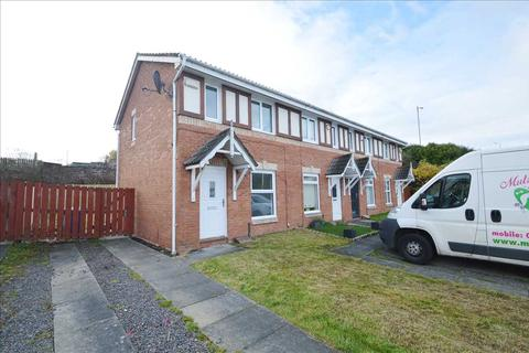 2 bedroom end of terrace house for sale - Maple Crescent, Cambuslang