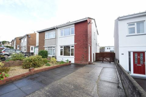2 bedroom semi-detached house for sale - 31 Cae Talcen, Pencoed, Bridgend, Bridgend County Borough, CF35 6RP
