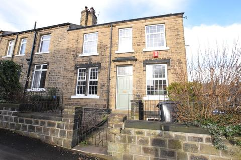 2 bedroom end of terrace house to rent - Hawthorne Terrace, Crosland Moor