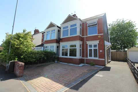 3 bedroom semi-detached house to rent - Crystal Avenue, Heath, Cardiff
