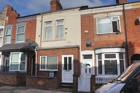 2 bedroom terraced house for sale - Hawkesbury Road, Aylestone, Leicester