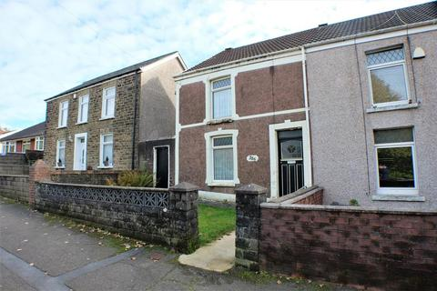 3 bedroom end of terrace house for sale - Jersey Road, Bonymaen, Swansea, SA1 7DN