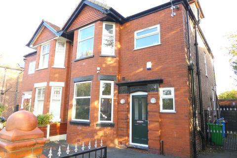 5 bedroom semi-detached house to rent - Wellington Road, Fallowfield