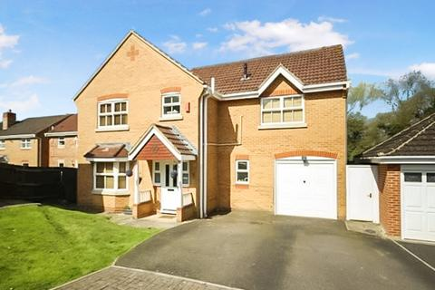 4 bedroom detached house for sale - Oakie Close, Abbey Meads, Swindon, Wiltshire, SN25