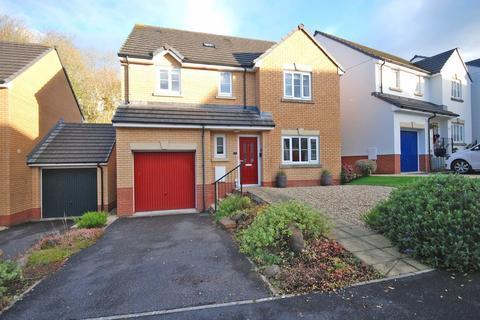 4 bedroom detached house for sale - Appletree Gardens, Northam
