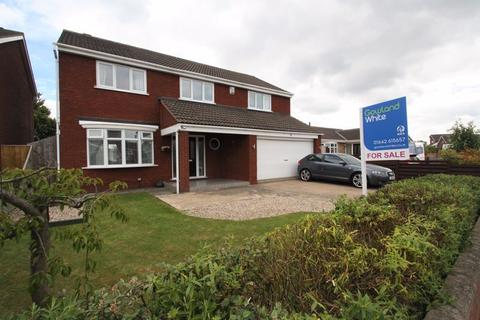 4 bedroom detached house for sale - Dunelm Road, Elm Tree, Stockton, TS19 0TS