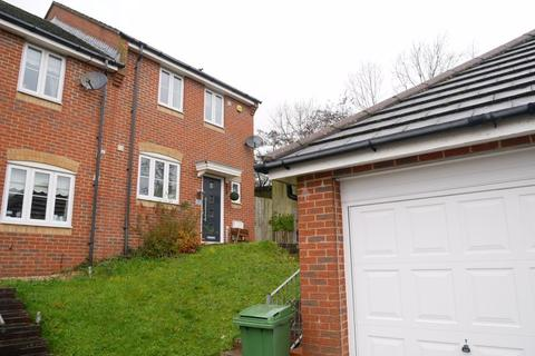 3 bedroom semi-detached house for sale - Larch Wood, Mountain View, Tonyrefail, CF39 8JJ