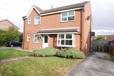 2 bedroom semi-detached house to rent - Kitemere Place, Woodthorpe