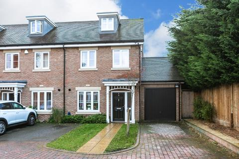 4 bedroom end of terrace house for sale - Wroth Place, Guildford