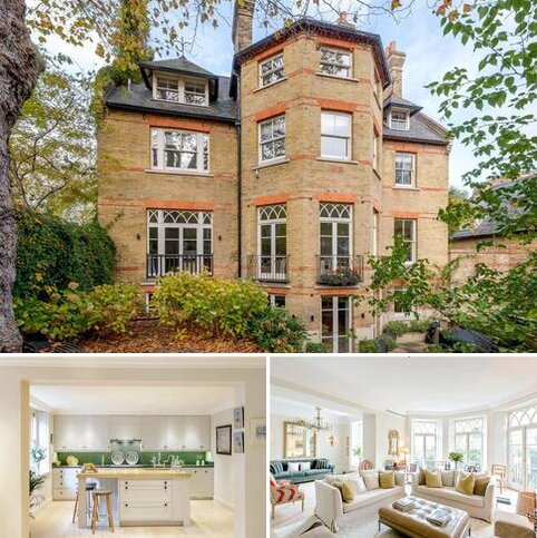 7 bedroom detached house for sale - Maxwell Road, London