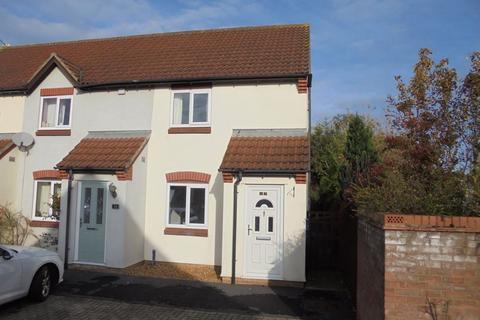 2 bedroom semi-detached house to rent - 17 Blackthorn, Stamford