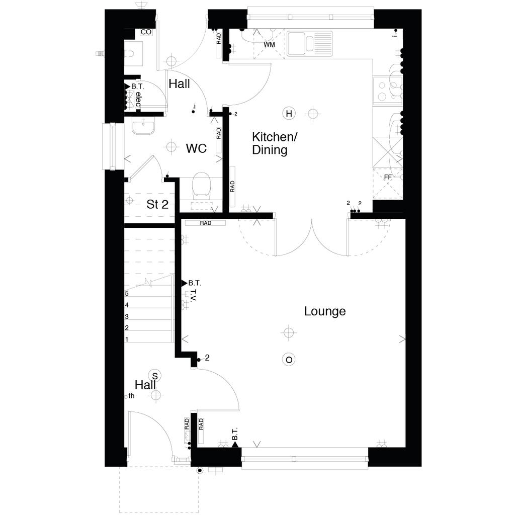 Floorplan 1 of 2: Floor 1